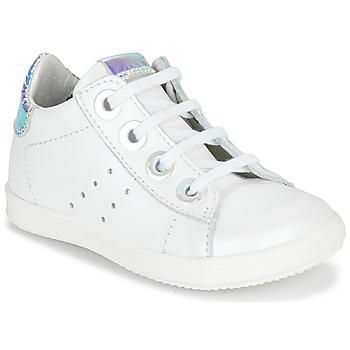 Schoenen Meisjes Lage sneakers Little Mary DOROTHE Wit
