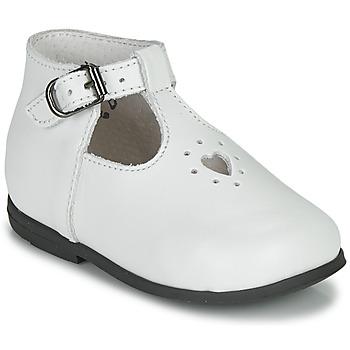 Schoenen Meisjes Sandalen / Open schoenen Little Mary NANNY SP Wit