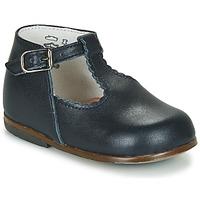 Schoenen Meisjes Sandalen / Open schoenen Little Mary BASTILLE Blauw