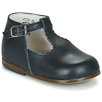 Schoenen Meisjes Sandalen / Open schoenen Little Mary BASTILLE Marine