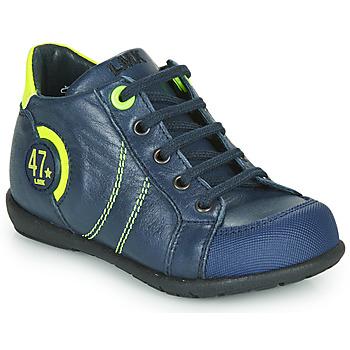Schoenen Jongens Laarzen Little Mary FELIX Blauw