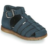 Schoenen Kinderen Sandalen / Open schoenen Little Mary LIXY Marine