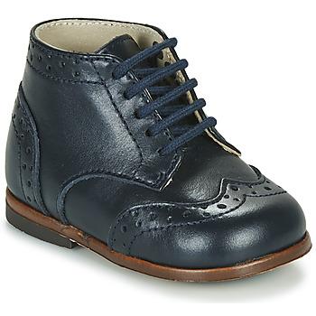 Schoenen Jongens Laarzen Little Mary LORD Blauw