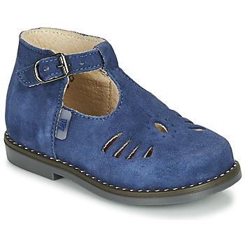 Schoenen Kinderen Sandalen / Open schoenen Little Mary SURPRISE Blauw