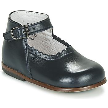 Schoenen Meisjes Sandalen / Open schoenen Little Mary VOCALISE Marine