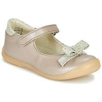 Schoenen Meisjes Ballerina's Little Mary LUDMILA Taupe