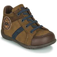 Schoenen Jongens Laarzen Little Mary COQUIN Bruin