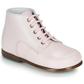 Schoenen Kinderen Laarzen Little Mary MILOTO Roze