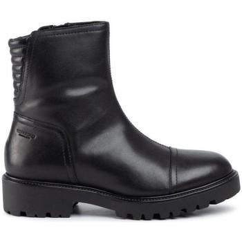 Schoenen Dames Enkellaarzen Vagabond Shoemakers Kenova Schwarz Booties Schwarz