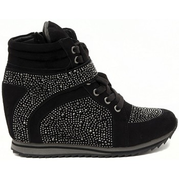 Albano Sneakers Brillantini  Nero