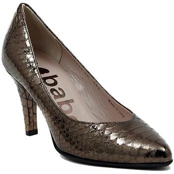Schoenen Dames pumps Le Babe DECOLTE STAMPATO ACCIAIO    104,1