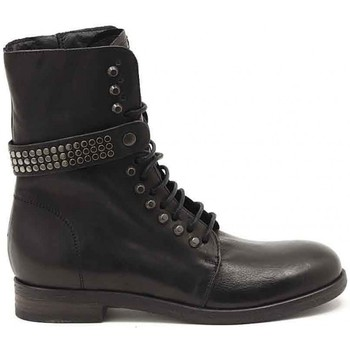 Schoenen Dames Laarzen Juice Shoes TRONCHETTO STRIKE NERO    139,1