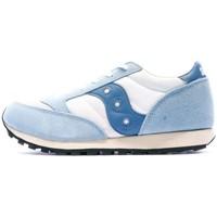 Schoenen Dames Lage sneakers Saucony  Blauw
