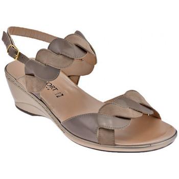 Schoenen Dames Sandalen / Open schoenen Confort  Beige