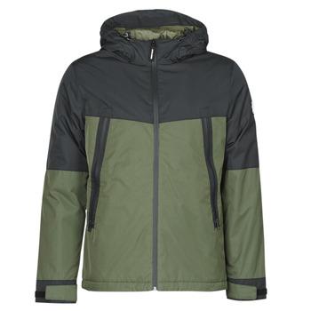 Textiel Heren Wind jackets Jack & Jones JCOBEATLE Kaki / Marine