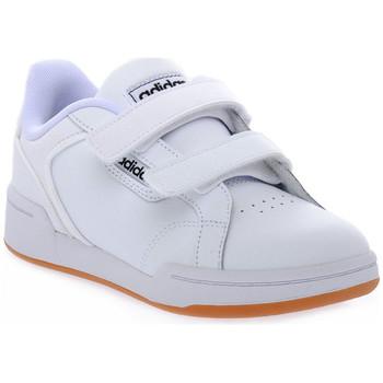 Schoenen Jongens Lage sneakers adidas Originals ROGUERA C Grigio