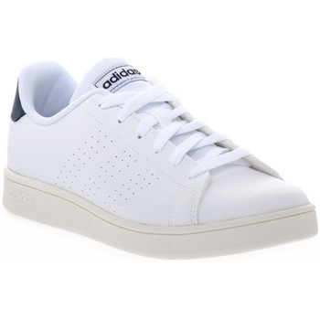 Schoenen Dames Lage sneakers adidas Originals ADVANTAGE K Bianco