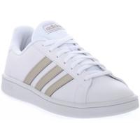 Schoenen Dames Lage sneakers adidas Originals GRAND COURT BASE Bianco