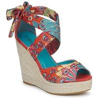 Schoenen Dames Sandalen / Open schoenen Moony Mood FIRNIL Multicolour