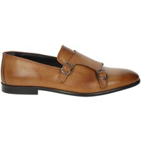 Schoenen Heren Mocassins Antony Sander 2351 Brown leather
