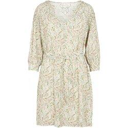 Textiel Dames Korte jurken See U Soon 20121192 Beige