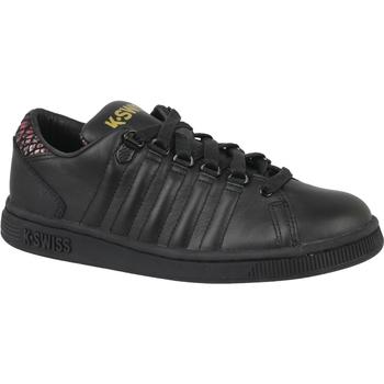 Schoenen Kinderen Lage sneakers K-Swiss Lozan III TT Noir