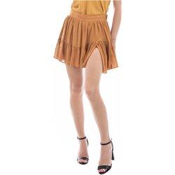 Textiel Dames Rokken See U Soon 20131124 Geel