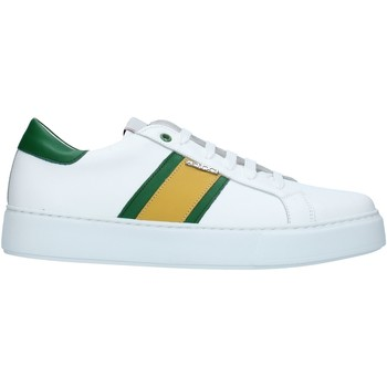 Schoenen Heren Lage sneakers Exton 861 White green and yellow