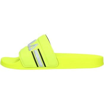 Schoenen Dames slippers Fila 1010903 Yellow