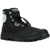 Schoenen Laarzen Palladium Pampa Lite Overlab Zwart
