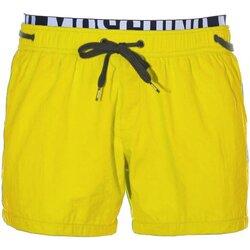 Textiel Heren Zwembroeken/ Zwemshorts Love Moschino A6118 Geel
