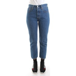 Textiel Dames Straight jeans Levi's 36200-0142 Denim Blue