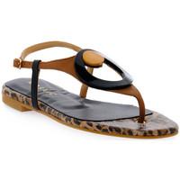Schoenen Dames Sandalen / Open schoenen Priv Lab MOSAIC MORO ALLURE Marrone