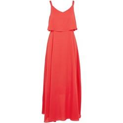 Textiel Dames Lange jurken Molly Bracken T1202P20 Oranje