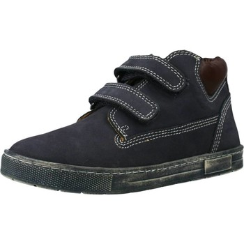 Schoenen Jongens Hoge sneakers Chicco CLAY Blauw