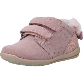 Schoenen Meisjes Laarzen Chicco GERALDINA Roze
