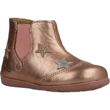 Schoenen Meisjes Enkellaarzen Chicco GIARIS Roze