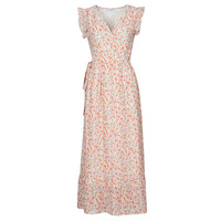 Textiel Dames Lange jurken Betty London OULANE Roze