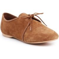 Schoenen Dames Derby Lacoste 25LEW2008-B23 brown