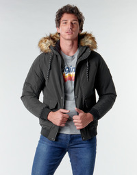 Textiel Heren Wind jackets Jack & Jones JJSKY Zwart