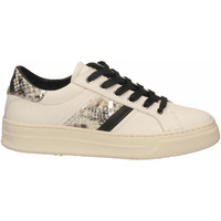 Schoenen Dames Lage sneakers Crime London  10-white