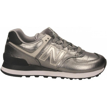 Schoenen Dames Lage sneakers New Balance NB LIFESTYLE grey-black