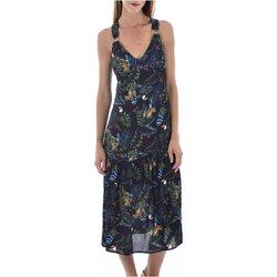 Textiel Dames Lange jurken See U Soon 20121060B Zwart