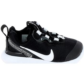Schoenen Kinderen Lage sneakers Nike Element 55 BB Noir Blanc CK4083001 Zwart