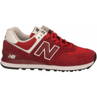 Schoenen Heren Lage sneakers New Balance NB LIFESTYLE red