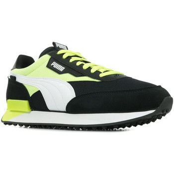 Schoenen Heren Lage sneakers Puma Future Rider Neon Play Zwart