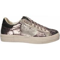 Schoenen Dames Lage sneakers Nira Rubens MARTINI CUORE SPARKLE grey