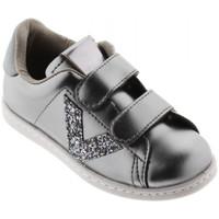 Schoenen Kinderen Lage sneakers Victoria 1125257 Zilver