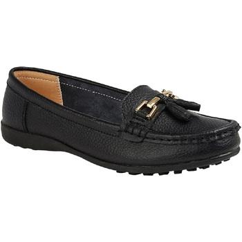 Schoenen Dames Mocassins Boulevard  Zwart