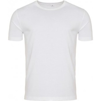 Textiel Heren T-shirts korte mouwen Awdis JT099 Gewassen Noordpoolgebied